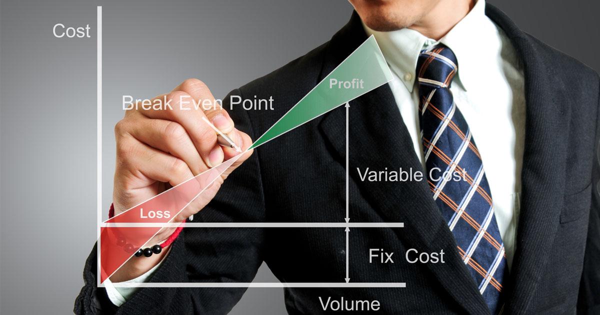 損益分岐点に対する理解が会社を利益重視へ変える